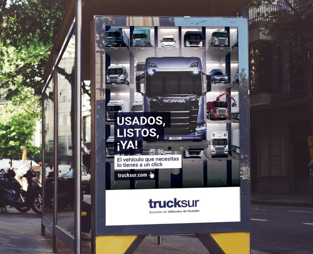 comunicación global Trucksur