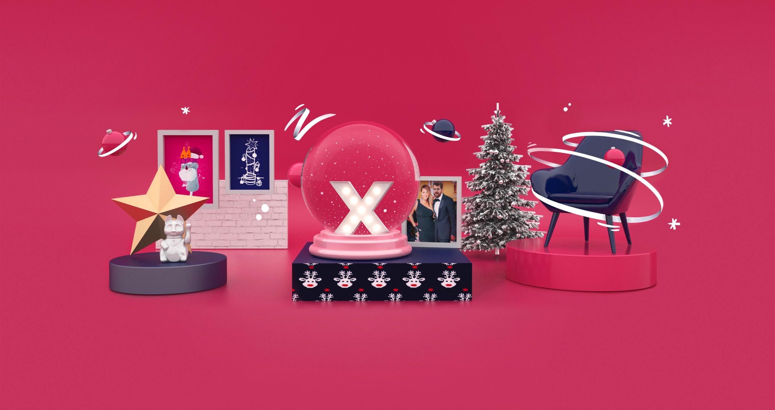 campaña de publicidad Navidad
